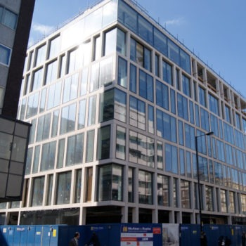 11 Baker Street, London | Shay Murtagh Precast