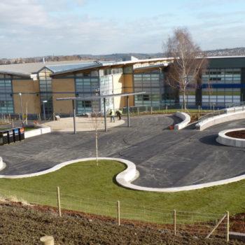 Chaucer School, Sheffield | Shay Murtagh Precast