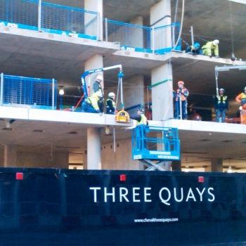 Three Quays, London | Shay Murtagh Precast