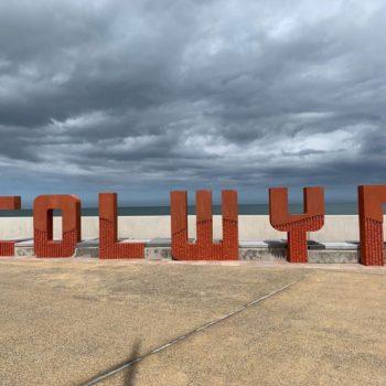 Precast Public Art, Colwyn Bay Waterfront Project, Wales. | Shay Murtagh Precast