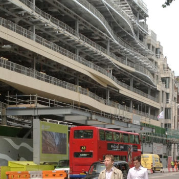 3 & 10 Finsbury Square, London | Shay Murtagh Precast