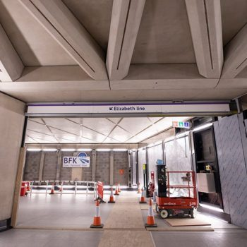 Beams and Panels for Farringdon Station, London | Shay Murtagh Precast