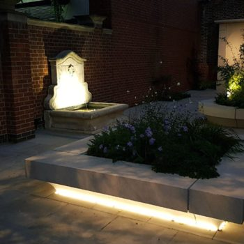 The Garden of Remembrance at Westminster Coroner's Court | Shay Murtagh Precast